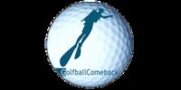 Logo Golfballcomeback
